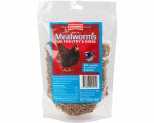 PETERS DRIED MEALWORMS 100G X6