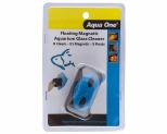 AQUA ONE FLOATING MAGNET CLEANER SMALL FOR UP TO 5MM GLASS