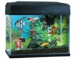 BLUE PLANET CLASSIC AQUARIUM 20L  - BLACK~