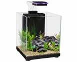 AQUA ONE BETTA SANCTUARY 10L BLACK~
