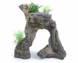 KAZOO GREYSTONE ARCH WITH PLANT SET SMALL