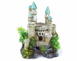 KAZOO CASTLE WITH PLANT & GREEN ROOF SET (2PC)