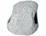 AQUA ONE ORNAMENT CAVE ROUND GRANITE
