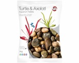 PISCES NAT TURTLE & AXOLOTL PEBBLES 16-22MM 5KG