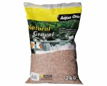 AQUA ONE NATURAL GRAVEL RED SAND 2KG