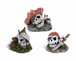 KAZOO PIRATE SKULL - MINI ASSORTED