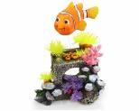 KAZOO BLOCK W/FLOATING FISH & AIR - MEDIUM