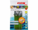 EHEIM CLASSIC 2213 EXTERNAL FILTER WITH MEDIA