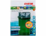 EHEIM CLASSIC 2217 EXTERNAL FILTER WITH MEDIA