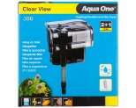 AQUA ONE CLEARVIEW 300 HANG ON FILTER 300 L/HR