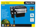 AQUA ONE CLEARVIEW 800 HANG ON FILTER 800 L/HR