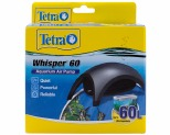 TETRA WHISPER 60 AIR PUMP (UP TO 60L)