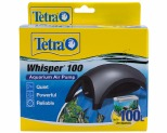 TETRA WHISPER 100 AIR PUMP (UP TO 100L)