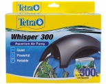 TETRA WHISPER 300 AIR PUMP (UP TO 300L)