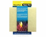 AQUA ONE MICRO PAD - SELF CUT FILTER PAD 25.4 W X 45.7CM H