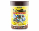 TETRA MIN TROPICAL FLAKES 28GM