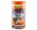 TETRA FIN GOLDFISH FLAKE 62GM
