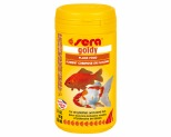 SERA GOLDY FLAKE FISH FOOD 60G**
