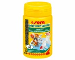 SERA SPIRULINA GOLDY COLOUR FISH FOOD 20G**