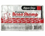AQUA ONE BRINE SHRIMP 100G (PUNCH OUT PACK)~