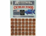 FISH FUEL CICHLID DINNER 110G~