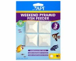 API 3 DAY WEEKEND PYRAMID FISH FEEDER