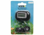 AQUA ONE THERMOMETER LCD ELECTRONIC OUTSIDE TANK