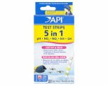 API QUICK TEST STRIPS 5 IN 1 25PACK