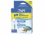 API TEST KIT DELUXE P.H WITH LIQUID ADJUSTERS
