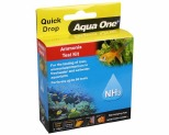 AQUA ONE TEST KIT AMMONIA NH3 QUICK DROP