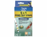 API POND CARE QUICK TEST STRIPS 5 IN 1*+