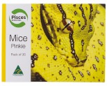 PISCES PINKIES MICE 20 PACK~