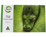 PISCES RATS ADULT SMALL 2 PACK~