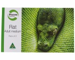PISCES RATS ADULT MEDIUM 2 PACK~