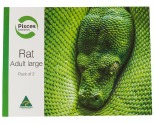 PISCES RATS ADULT LARGE 2 PACK~