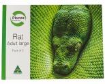 PISCES RATS ADULT LARGE 2 PACK~