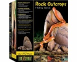 "EXO TERRA ROCK OUTCROPS 12.4X7.5X10.2"" - LARGE"