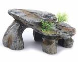KAZOO REPTILE GREYSTONE CAVE WITH PLANTS MEDIUM