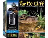 EXO TERRA TURTLE ROCK CLIFF WITH FILTER - MEDIUM*+