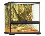 EXO TERRA TERRARIUM ALL GLASS 45X45X45CM - SML WIDE~