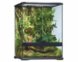 EXO TERRA TERRARIUM ALL GLASS - SML TALL~**