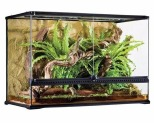 EXO TERRA TERRARIUM GLASS - LARGE~*+