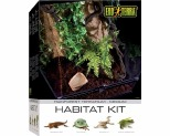 EXO TERRA RAINFOREST HABITAT KIT - MEDIUM TALL~