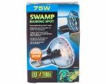 EXO TERRA SUN GLO SWAMP GLO BASKING SPOT LAMP 75W*+