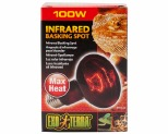 EXO TERRA HEAT GLO INFRARED HEAT LAMP 100W