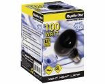 REPTILE ONE HEAT LAMP NIGHT LIGHT 100W E27 SCREW FITTING