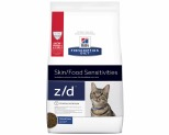HILLS PRESCRIPTION DIET FELINE Z/D LOW ALLERGEN 3.85KG
