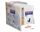 ROYAL CANIN VETERINARY DIET CAT SENSITIVITY CONTROL CHICKEN AND RICE POUCHES 100G (X12)