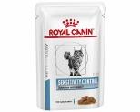 ROYAL CANIN VETERINARY DIET SENSITIVITY CONTROL CHICKEN CAT FOOD 85G