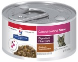 HILL'S PRESCRIPTION DIET BIOME DIGESTIVE CARE CHICKEN & VEGETABLE CAT FOOD 82G